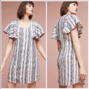 Anthropologie Akemi + Kin Striped Dress Size XSP